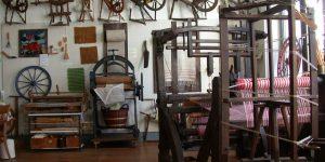 Geschichte des Handwebmuseums