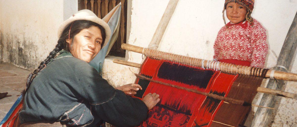 Textilien aus Bolivien - Sonderausstellung 17.06.-05.08.2018