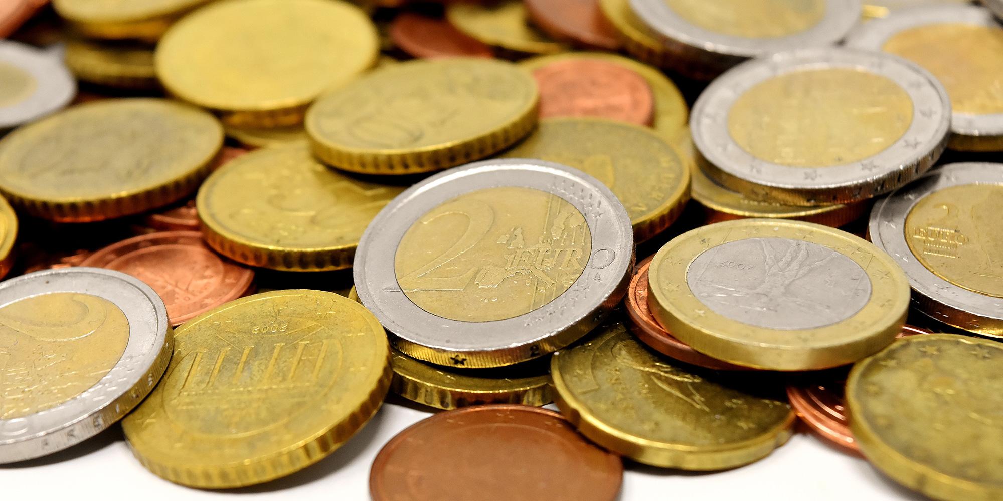 Bild Euro-Münzen
