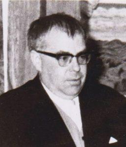 Museumsgründer Robert Esser